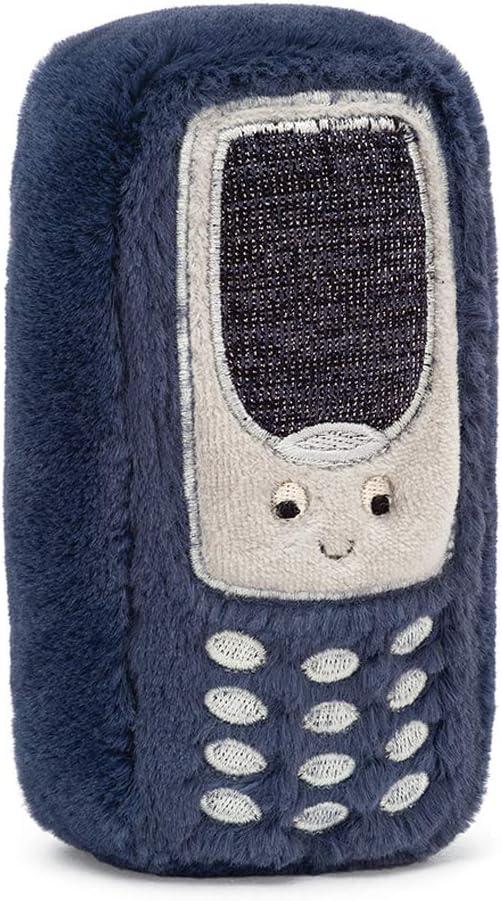 Jellycat Wiggedy Phone Plush