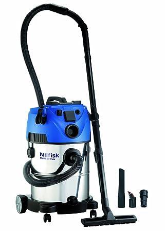 aspirateur eau et poussiere nilfisk multi 30t vsc inox. Black Bedroom Furniture Sets. Home Design Ideas