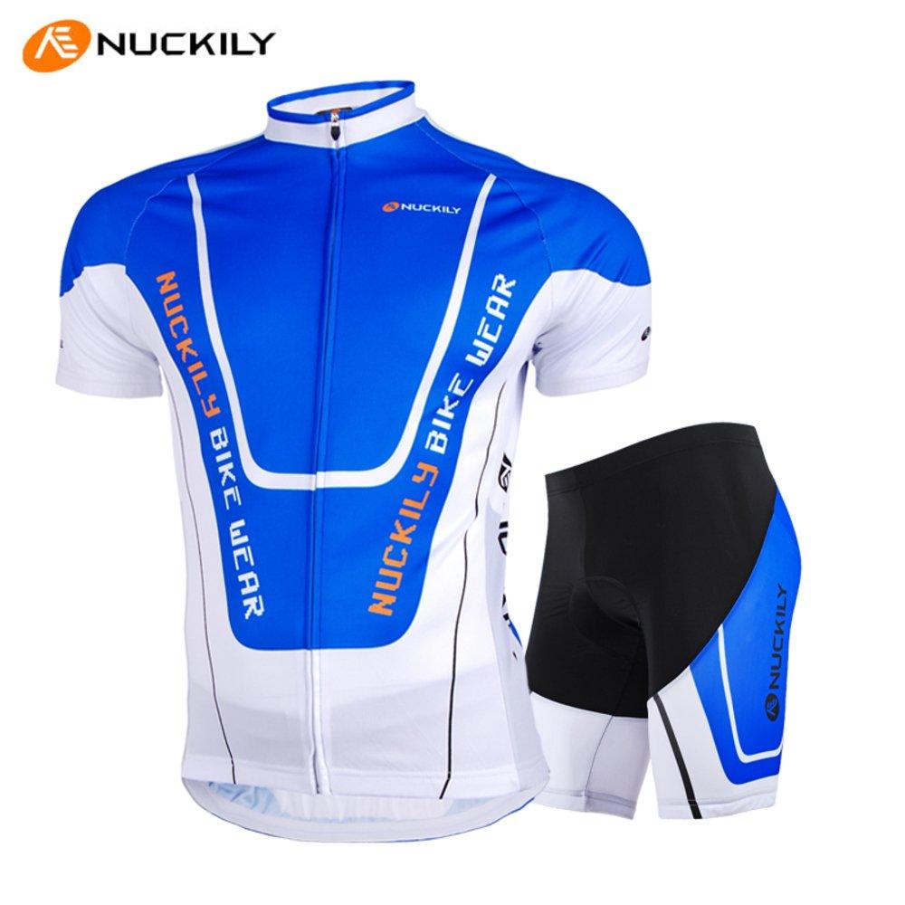 2015ファッションサイクリングジャージジャージメンズの半袖セットパンツや汗よだれかけベスト通気性ウィンドブレーカーパフォーマンス B00VO1CEQ2  Type:Set2 Size:XXXL (181-191cm/91-99kg)