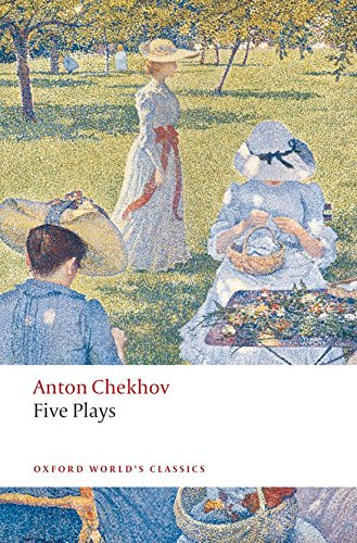 an analysis of act iii of the play the cherry orchard by anton chekhov Plot summary, themes, climax, conflict, foreshadowing, and general analysis   the cherry orchard is a stage play with elements of comedy and tragedy one  may wish to call it a tragicomedy, although anton chekhov himself categorized it  as a comedy the plot is uncomplicated the style  in act 3, varya tells  ranevsky.