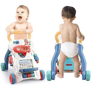 HWJF Baby Walker Carrito de Juguete para niños De 10 a 24 ...