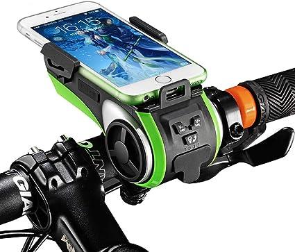 Yongse Rockbros Multifunktions Fahrrad Telefonhalter Light