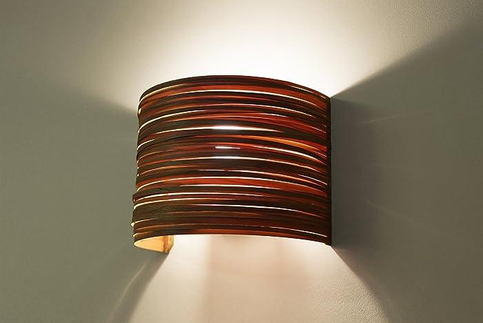 Amazon.com: Modern Wall Light Fixture, Wall Lamp Sconce - Cherry ...