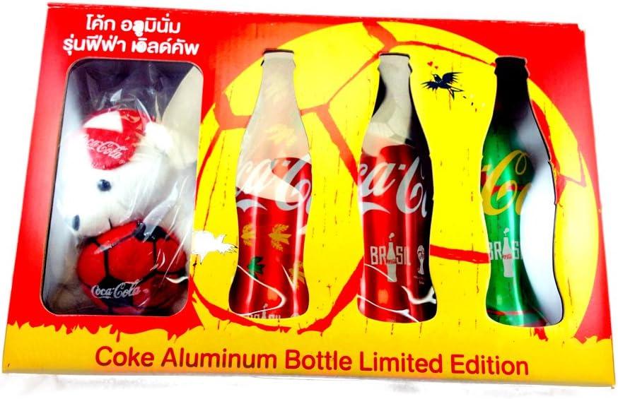 "LIMITED COLLECTORS EDITIONS SET /"" FIFA WORLD CUP/"" Coca Cola brand new"