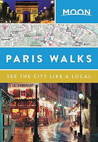 Moon Paris Walks (Travel Guide)