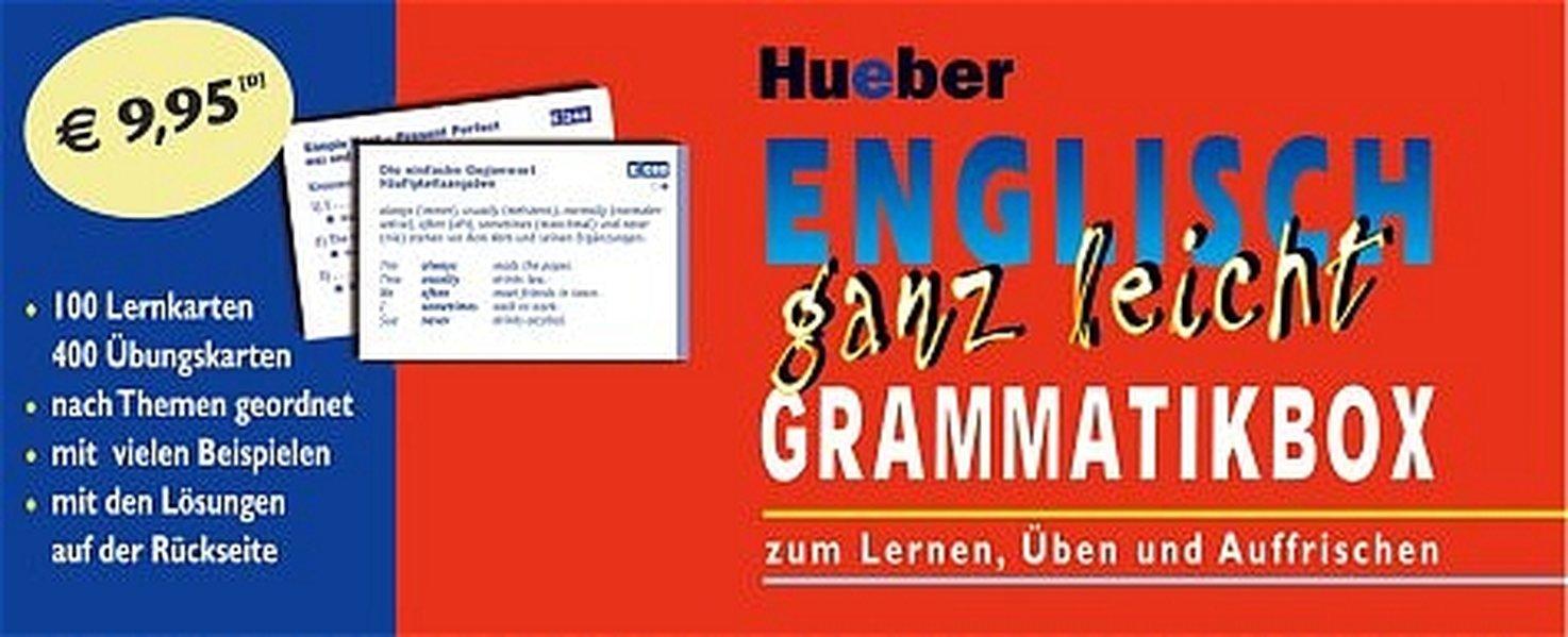 Englisch ganz leicht Grammatikbox