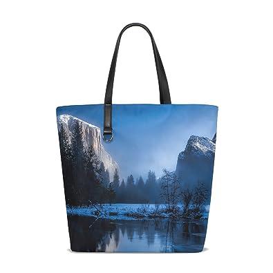 Amazoncom Handbags For Women Yellowstone National Park Lake Forest