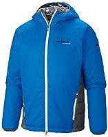 Columbia Mens Prima Hiker Jacket, Hyper Blue
