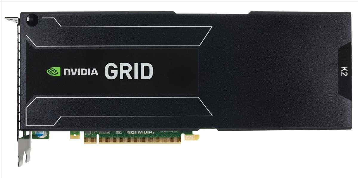 HPE NVIDIA Grid K2RAF PCIe GPU Kit