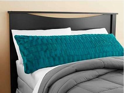 Amazon Mainstays Elegant Faux Fur Body Pillow Cover Removable Amazing Faux Fur Body Pillow Cover
