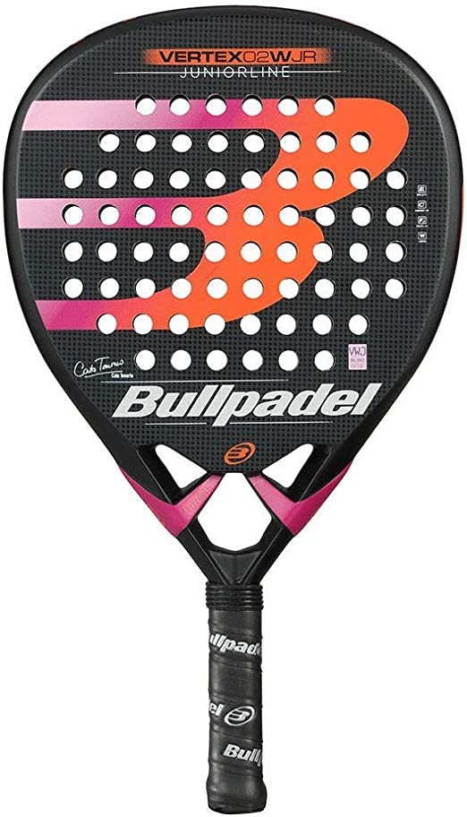 Bullpadel Vertex Jr Girl 2019 Palas, Mujer, Negro, 360: Amazon.es ...