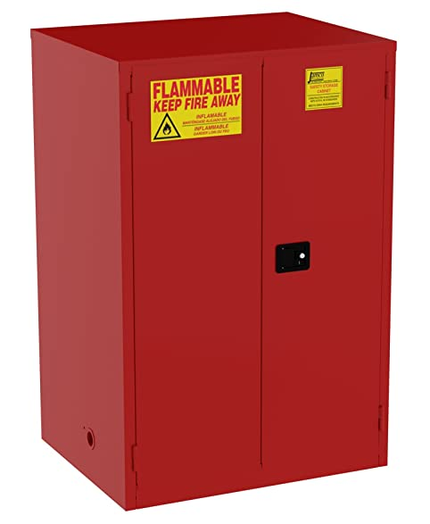 Great Jamco Products Inc BN120 RP Safety Flammable Cabinet For Paint, Self  Closing, 43
