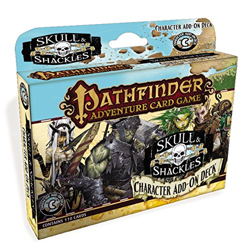 Pathfinder Adventure Card Game: Skull & Shackles Character Add-On Deck]()