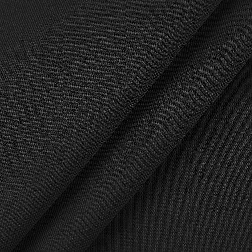 2xl Xl shirt Jiameng Nero Manica Corte A M Top E Scoperte Con S Lunghe Maniche nbsp;t Spalle L Donna Da Corta Estive RRFHBnqw