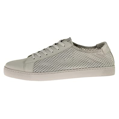 e34136158f0 Steve Madden Men's Agave Airy Mesh Casual Fashion Sneakers Grey 12 D ...