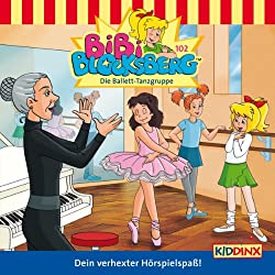Die Ballett-Tanzgruppe (Bibi Blocksberg 102)