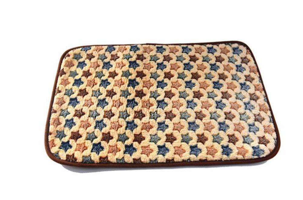 ZJFSL Cuscino per Animali Domestici Tappetino per Materasso a Due Lati Fresco per Cuccia per cucciolate Prezzi offerte