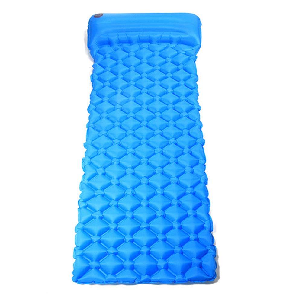 HMJZ Aufblasbare Kissen-Freiluftzelt-Schlafpolster Mit Einer Superleichten Matte Camping Matte