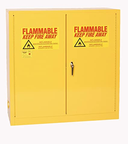 Amazoncom Eagle 1932 Safety Cabinet For Flammable Liquids 2 Door