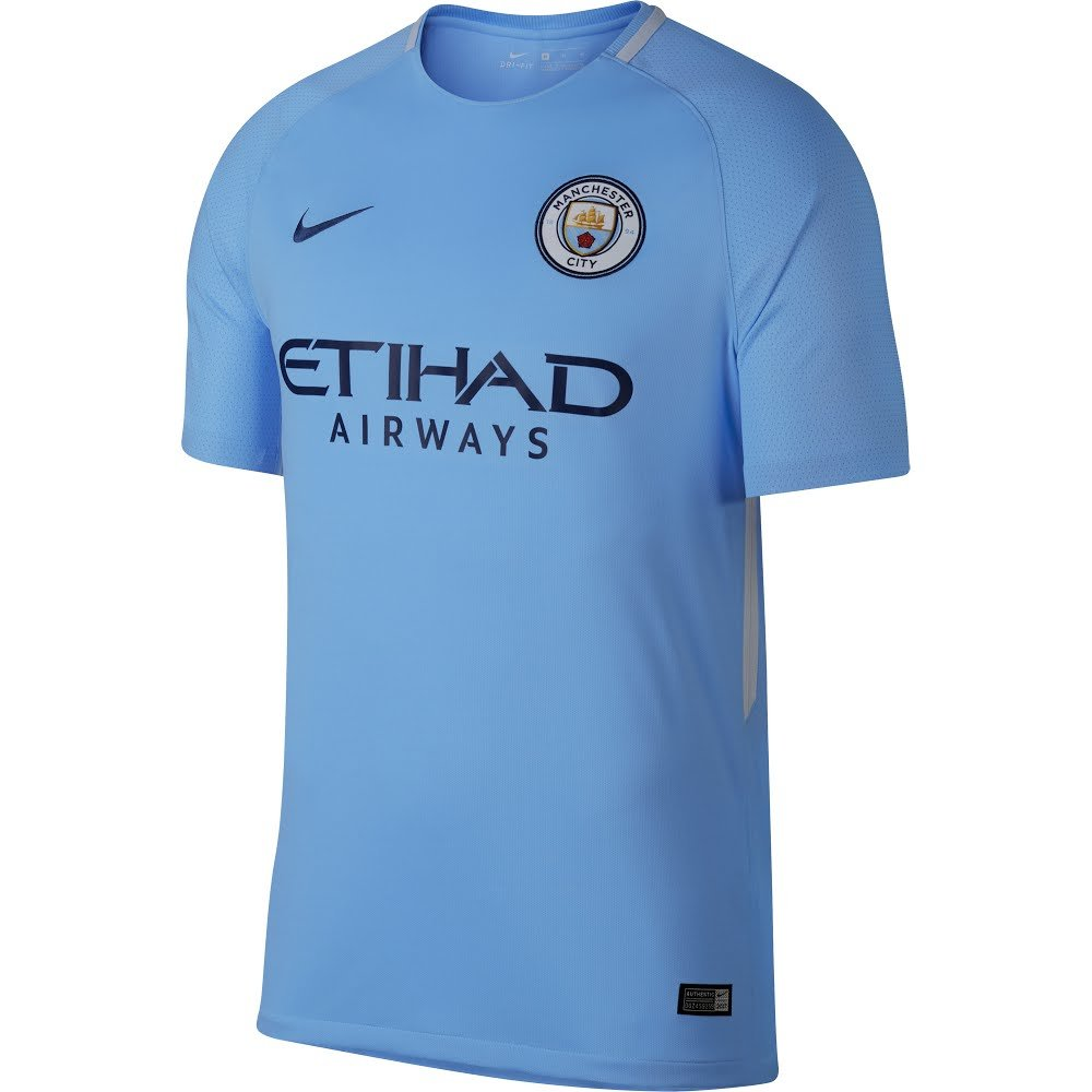 lower price with fb707 5a6cf Amazon.com : Nike Manchester City Home G. Jesus Jersey 2017 ...