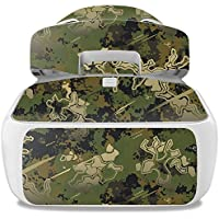 Skin For DJI Goggles – Viper Woodland | MightySkins Protective, Durable, and Unique Vinyl Decal wrap cover | Easy To Apply, Remove, and Change Styles | Made in the USA