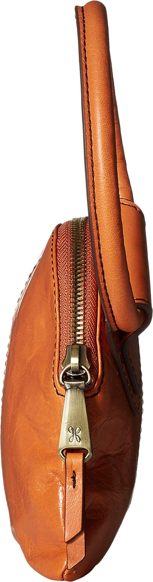 Hobo Women's Leather Sable Wristlet Clutch Wallet (Dusty Coral) by HOBO (Image #3)