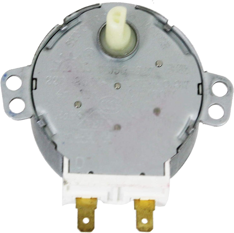 Spares2go TYJ508A7 TYJ50-8A7 - Motor de placa giratoria de cristal síncrona para horno microondas Bosch