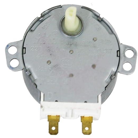 Spares2go TYJ508A7 TYJ50-8A7 - Motor de placa giratoria de ...