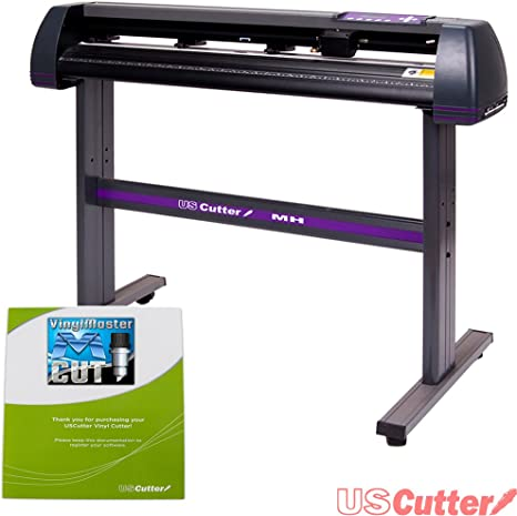 uscutter 53 inch MH Vinyl Cutter Plotter W/Stand y vinylmaster (diseño Software y Cut): Amazon.es: Juguetes y juegos