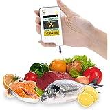 GREENTEST haute précision numérique de la viande fraiche, fruits, végétales Nitrate le testeur et le personnel Geiger compteur Combo