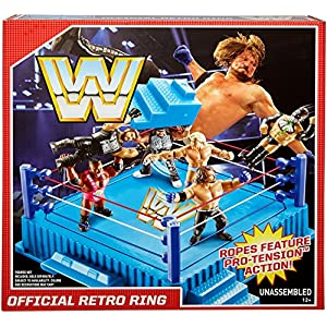 WWE Official Retro Ring
