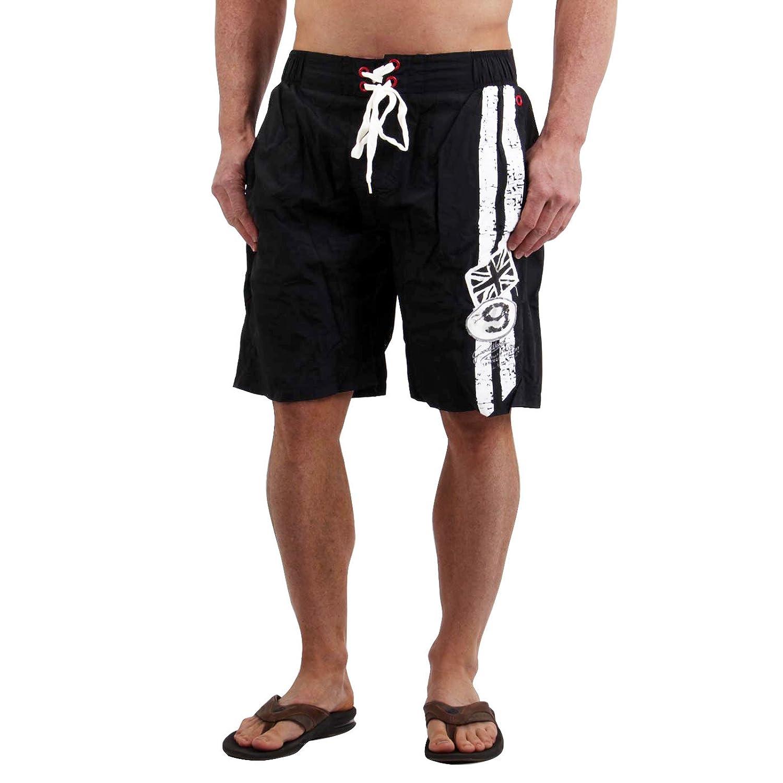 Tortuga Men's Swimming Shorts Black 12E6100U960