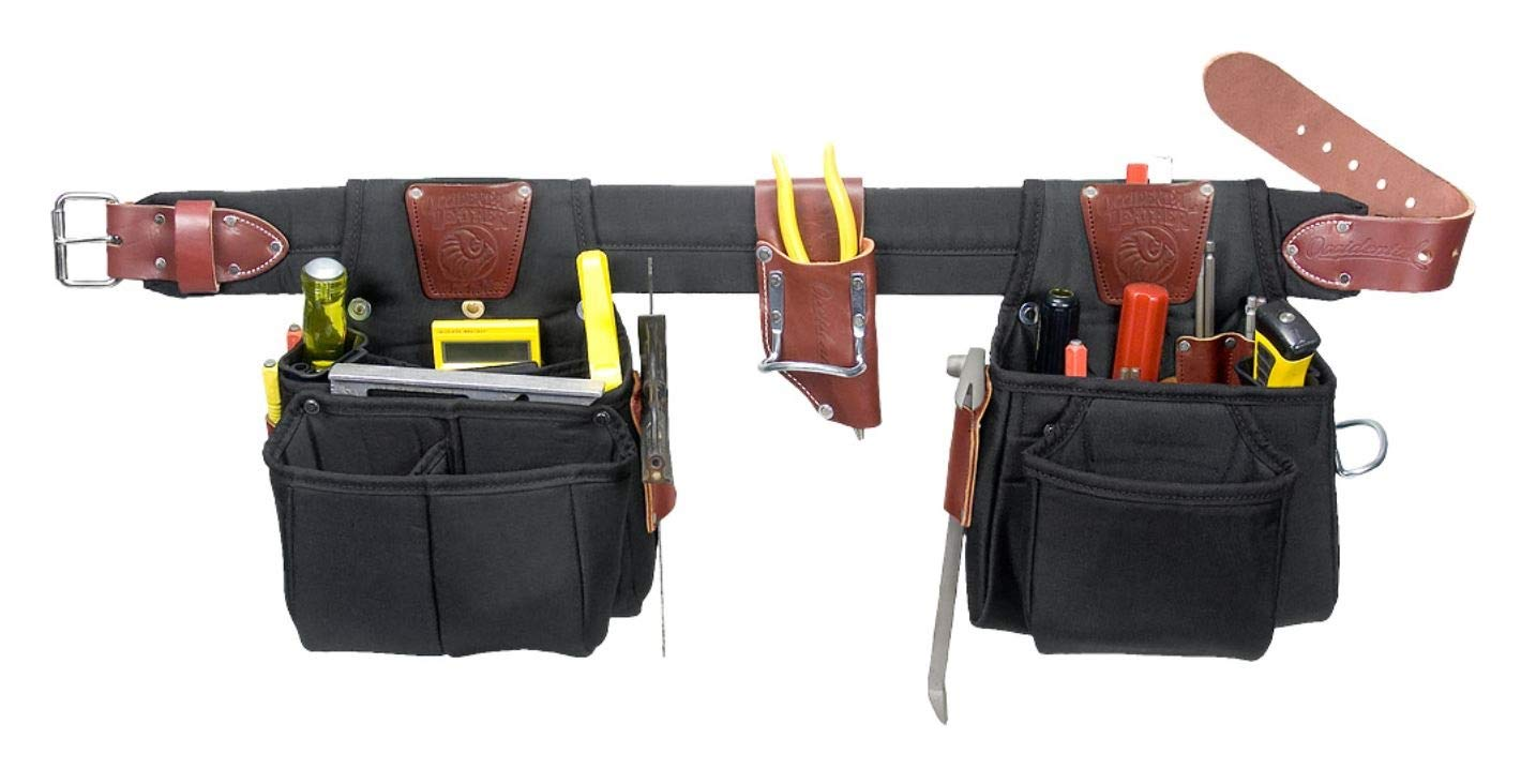 Occidental Leather 9525 M The Finisher Tool Belt Set - Medium by Occidental Leather