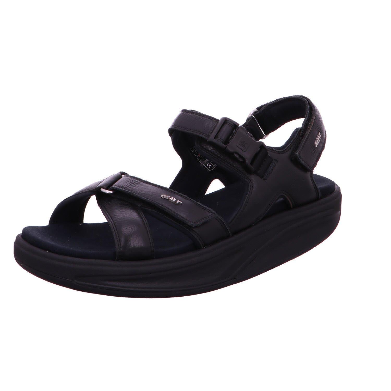 c620711d MBT 700502-03 - Sandalias de vestir de Piel para hombre negro negro 16,  color negro, talla 40: Amazon.es: Zapatos y complementos