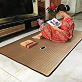 Living room bedroom mats Creeping mats for children Bay window mat-C 200x220cm(79x87inch)