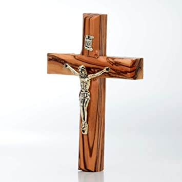 Amazoncom Wooden Cross Of Jesus From The Places Of His Birth