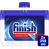 Finish Limpiamáquinas Líquido para Lavavajillas Regular Duplo - 2 x 250 ml