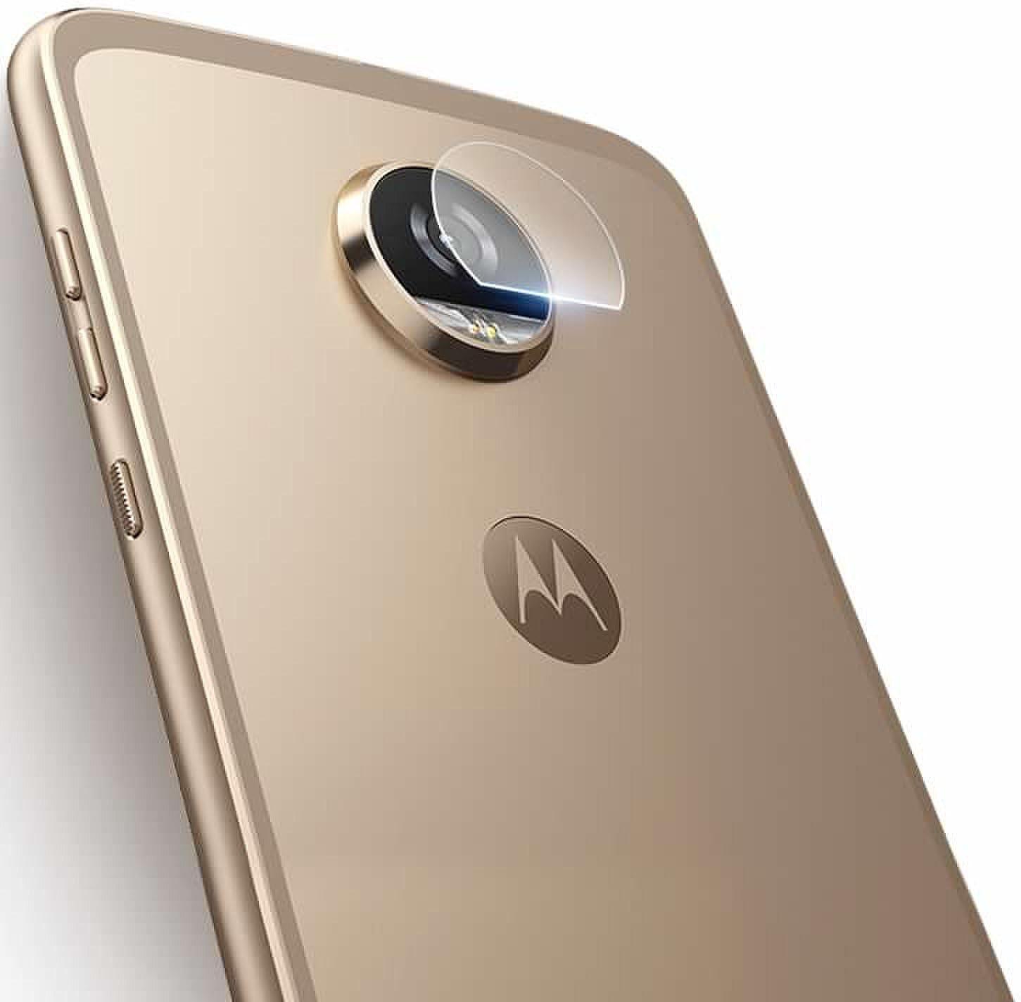YANSHG Motorola serie de visión trasera lente de la cámara clara de vidrio templado para Motorola MOTO G6 G5 + G5 G5S G5 más Z Z2 jugar M x4 volver lente de