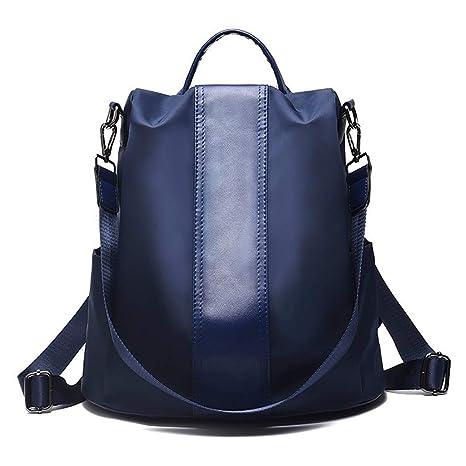 7ae7cda9837e Amazon.com : ZHAOSHOP Backpack Backpack Women's Fashion Pure Color ...