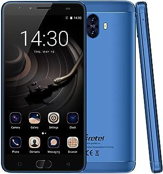 Smartphone Libre 4G con 6000mAh Batería,Gretel GT6000 Teléfono ...