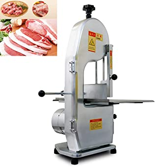 BAOSHISHAN Eléctrica Máquina de sierra de hueso Frozen carne el ...
