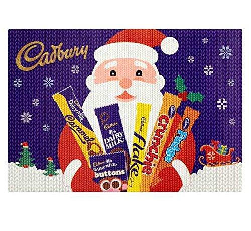 Cadbury Selection Pack - Cadbury Medium Santa Selection Box