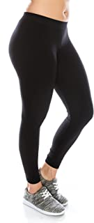 product image for Kurve Plus Size The Excellent Extra Long Length Leggings (1XL-3XL) -Made in USA-