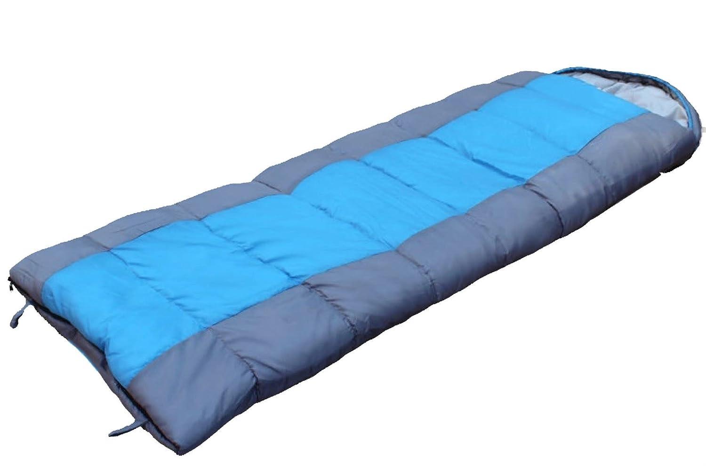 Xin.S Adulto Con Saco De Dormir De Terciopelo De Algodón Cálido Y Cómodo Con Saco De Dormir Con Funda De Saco Comprimido,Blue-220*75cm Xin.Shang