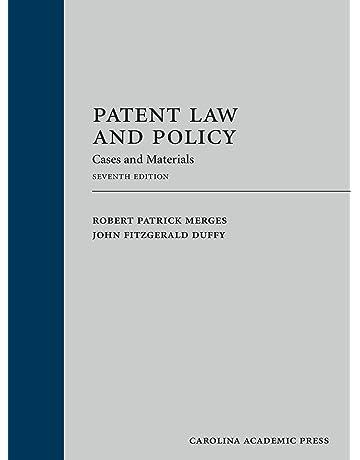 Patent Trademark Copyright Law Books