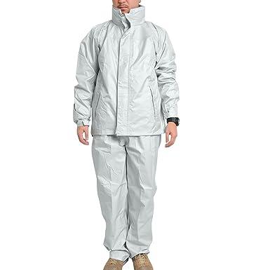 a48d57792eeb2c カッパ BIGサイズ メンズ 合羽 C291024-01 BIG 大きいサイズ レインスーツ メッシュ 雨具 レインウェア