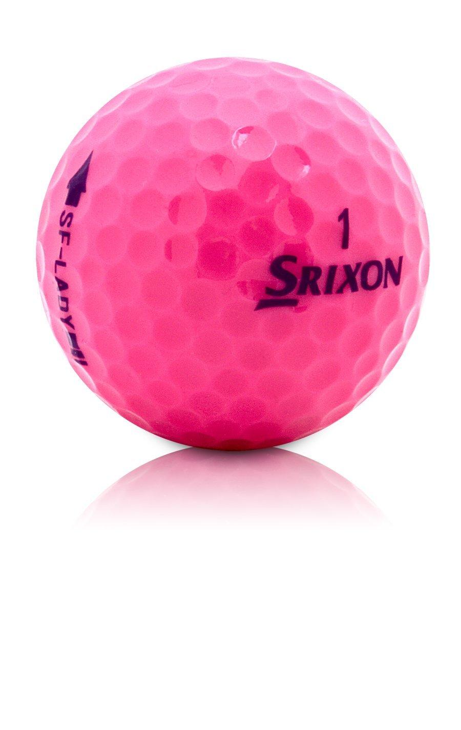Srixon Balles De Golf Femme 12 Rose Sports Et Loisirs Bola
