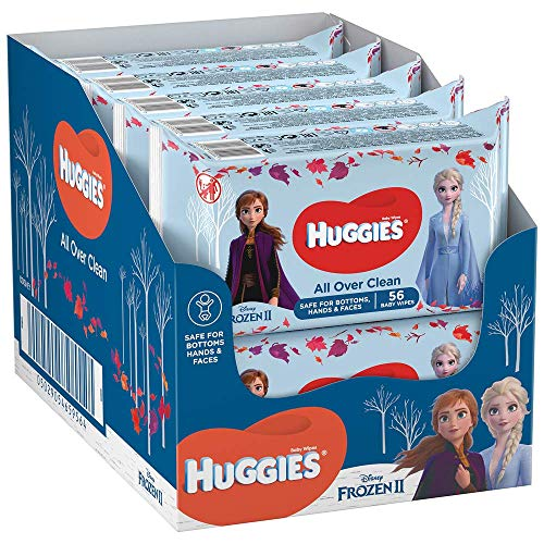 🥇 Huggies Baby Wipes Special Edition Disney Characters – Pack of 10