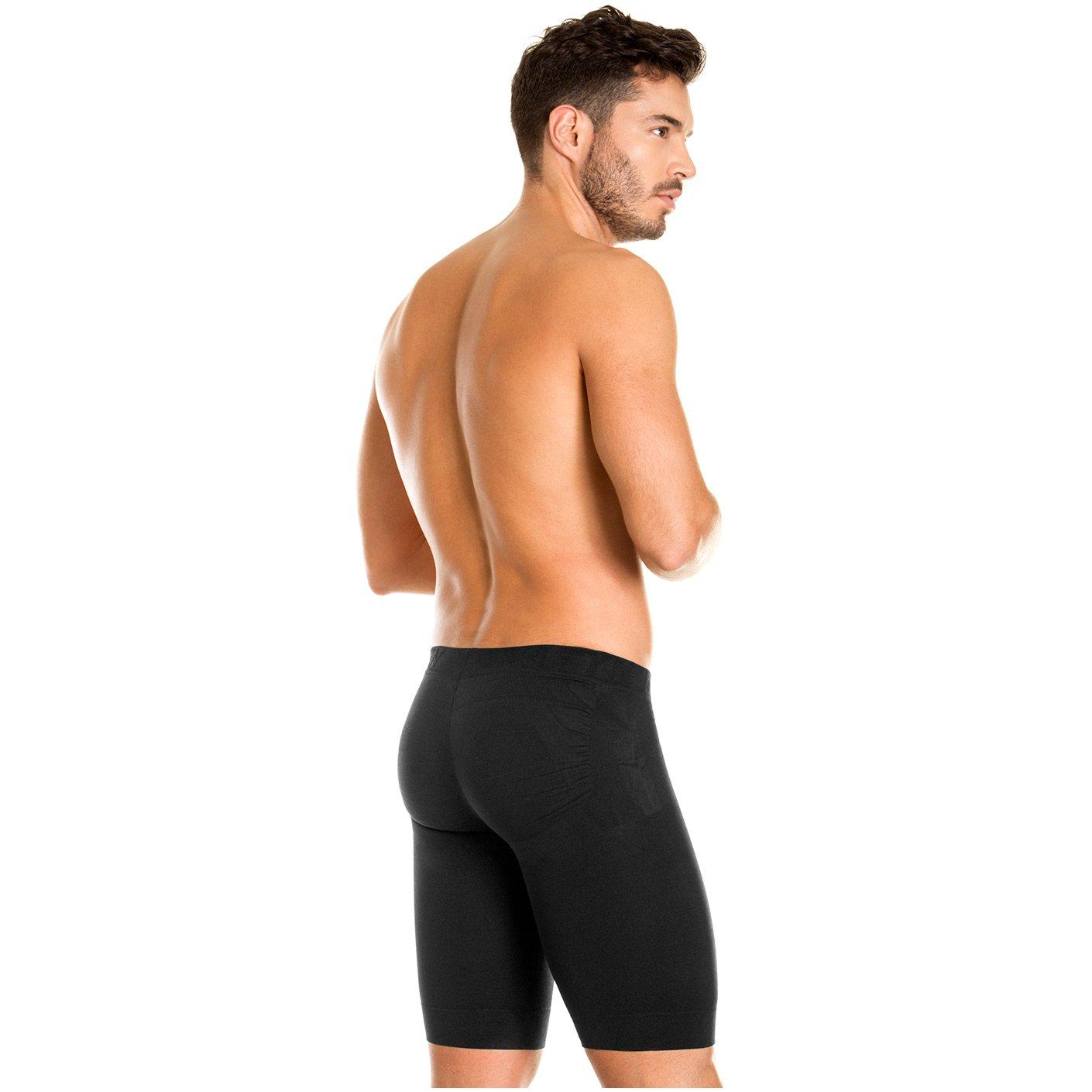 Amazon.com: Laty Rose 22996 Long Boxer Briefs Butt Lifter for Men Ropa Interior de Hombre: Clothing
