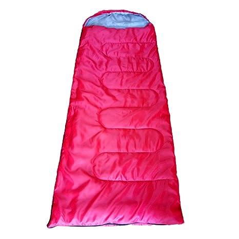 Yy.f Ocio Al Aire Libre Camping Ligero Mochila Viaje Clima Frío Saco De Dormir